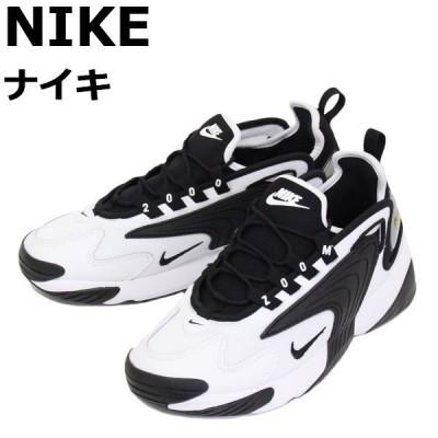 NIKE (ナイキ) AO0269-011 ZOOM(ズーム) 2K スニーカー ホワイト / ブラック NK498