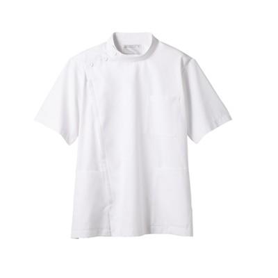MONTBLANC 72-952 ケーシー(半袖)(男性用) ナースウェア・白衣・介護ウェア