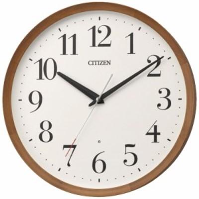 シチズン 電波掛時計 (8MY535-006)