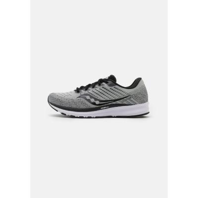 サッカニー シューズ メンズ ランニング RIDE 13 - Neutral running shoes - alloy/black