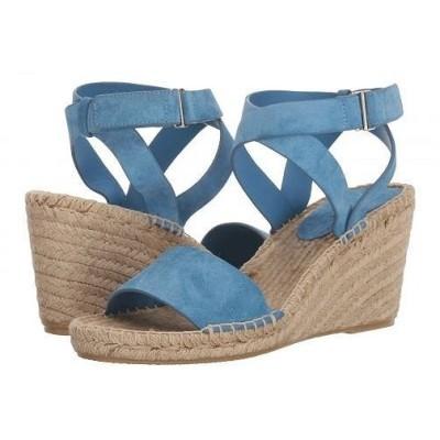 Via Spiga ヴィアスピーガ レディース 女性用 シューズ 靴 ヒール Nevada - Sky Suede