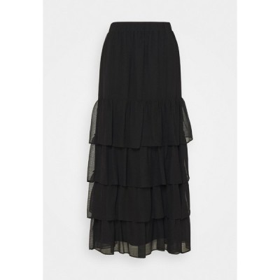 シュテフェン スクラウト スカート レディース ボトムス DIVINE LOVELY SKIRT - A-line skirt - black