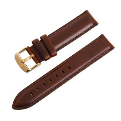ダニエルウェリントン 腕時計 36mm用 本革 替えベルト ST MAWES ローズゴールド 0707DW DW00200035 ブラウン ブラウン