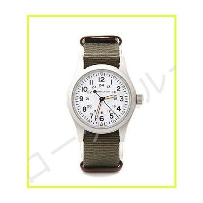 HAMILTON/ハミルトン:カーキ フィールド メカ:カーキ フィールド メカ ハミルトン 腕時計 時計 メンズ: