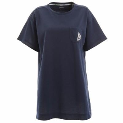 フェニックス(PHENIX)Comfy Pocket 半袖Tシャツ PHA22TS71 NV (Lady's)