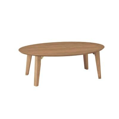 【大型商品送料無料】折りたたみ式リビングテーブル(BELLE MAISON DAYS)