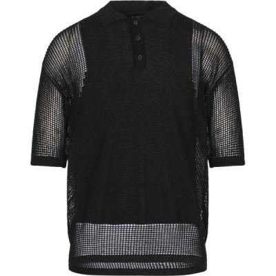 ディースクエアード DSQUARED2 メンズ ニット・セーター トップス Sweater Black