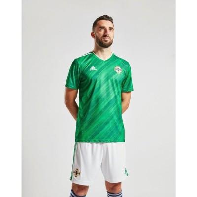 アディダス adidas メンズ トップス northern ireland 2020 home shirt green