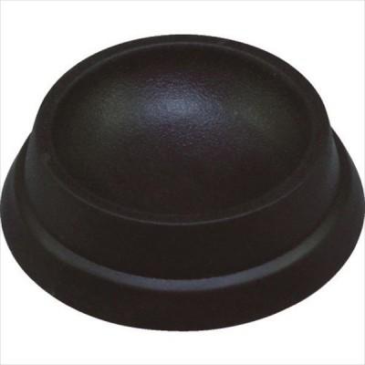 光 キャストップ 40MM双輪キャスター用 黒 (4個入) (KGH-66)