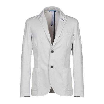 メイソンズ MASON'S テーラードジャケット ライトピンク 52 コットン 96% / ポリウレタン 4% テーラードジャケット