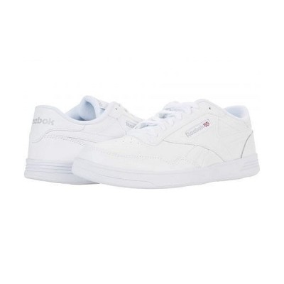 Reebok リーボック メンズ 男性用 シューズ 靴 スニーカー 運動靴 Club Memt - White/White/Steel