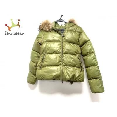 デュベティカ DUVETICA ダウンジャケット サイズ38 S レディース Adhara ライトグリーン   スペシャル特価 20210107
