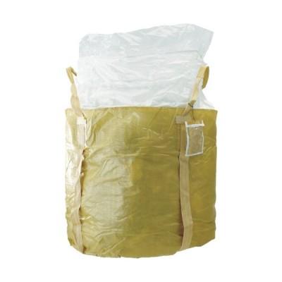 吉野 tr-4127587 コンテナバッグ丸型 内ラミ付・厚手内袋付 (tr4127587)