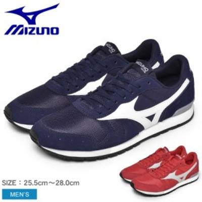 ミズノ スニーカー メンズ ML87 D1GA1901 靴 シューズ スポーツ 復刻 定番 ローカット MIZUNO  zai msho