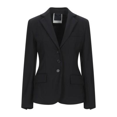 アスペジ ASPESI テーラードジャケット ブラック 40 コットン 98% / ポリウレタン 2% テーラードジャケット