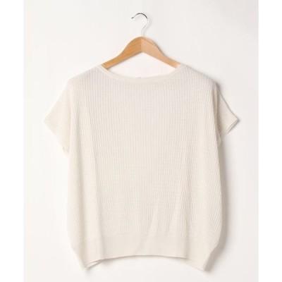 tシャツ Tシャツ バッククロスルーズプルオーバー*