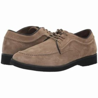 ハッシュパピー 革靴・ビジネスシューズ Bracco MT Oxford Taupe Suede