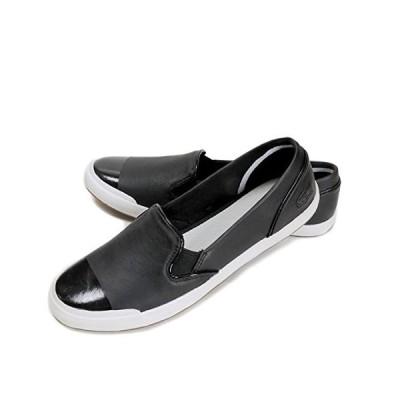 ラコステ LACOSTE LANCELLE SLIP ON 116 Black WZI015-024-36A