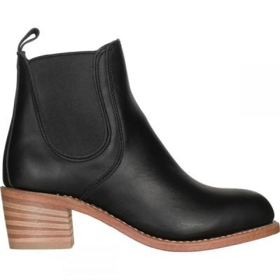 レッドウィング Red Wing Heritage レディース ブーツ シューズ・靴 Harriet Boot Black Boundary Leather