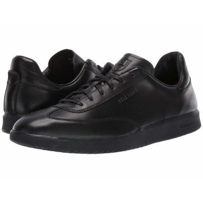 コールハーン スニーカー シューズ メンズ Grandpro Turf Sneaker Black/Black/Black