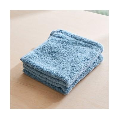 気になるニオイを素早く消臭するハンドタオル(34×36) 同色2枚セット ハンドタオル・タオルハンカチ, Towels(ニッセン、nissen)