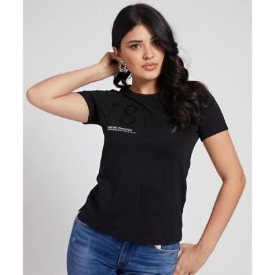 tシャツ Tシャツ Satin Application Tee