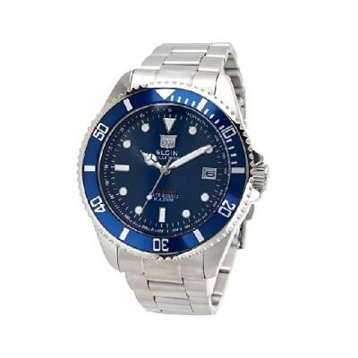 ELGIN FK1426S-BL 腕時計 ユニセックス クォーツ
