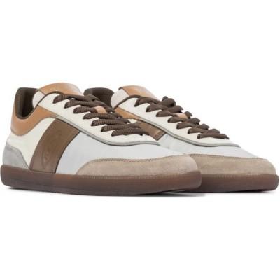 トッズ Tod's レディース スニーカー シューズ・靴 leather sneakers Multicolor Beige