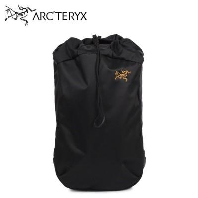 アークテリクス ARCTERYX アロー20 リュック バッグ バックパック メンズ レディース 20L ARRO 20 BUCKET BAG ブラック 黒 24017