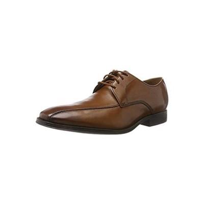 [クラークス] ビジネスシューズ 革靴 ギルマンモード メンズ ダークタンレザー 24.0 cm