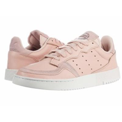 アディダスオリジナルス レディース スニーカー シューズ WM Supercourt Vapour Pink/Vapour Pink/Crystal White