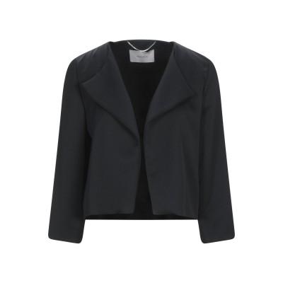 MARELLA テーラードジャケット ブラック 40 ポリエステル 100% テーラードジャケット