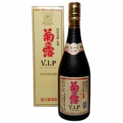 菊之露 VIP 古酒 30度 720ml [化粧箱入] /泡盛