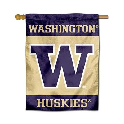 Washington Huskies Banner House Flag