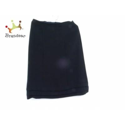 ホコモモラ JOCOMOMOLA スカート サイズ40 XL レディース 黒     スペシャル特価 20200505
