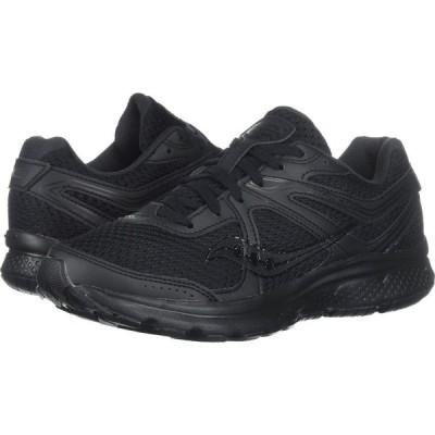 サッカニー Saucony レディース ランニング・ウォーキング シューズ・靴 Cohesion 11 Black/Black