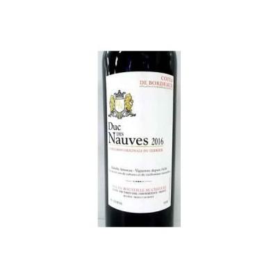 シャトー・ル・ピュイ デュック・デ・ノーヴ フランス産赤ワイン