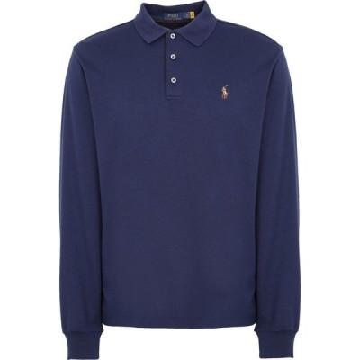 ラルフ ローレン POLO RALPH LAUREN メンズ ポロシャツ トップス polo shirt Dark blue
