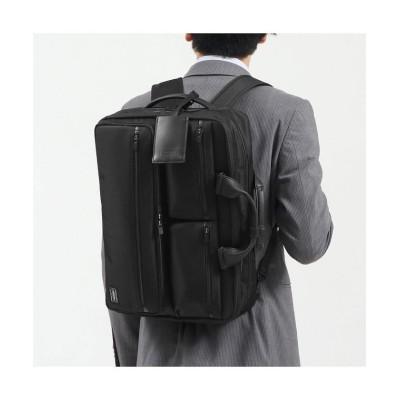 (PORTER/ポーター)吉田カバン ポーター ビジネスバッグ PORTER PROTECTION 3WAY BRIEFCASE A4 B4 PC 抗菌 日本製 681-17974/ユニセックス ブラック