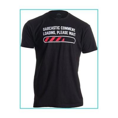 おもしろTシャツ Sarcastic Comment Loading Please Wait (皮肉の効いたコメントを考え中 少々お待ちください)