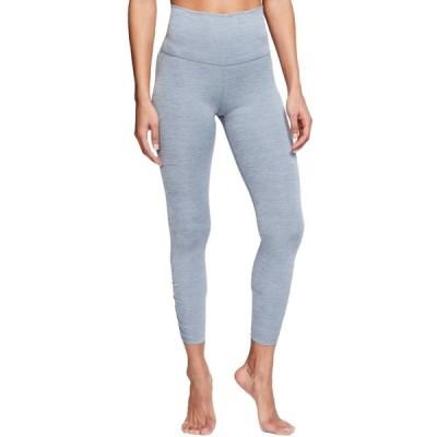 ナイキ レディース レギンス Nike Yoga Ruched 7/8 Training Tights タイツ ヨガ DIFFUSED BLUE