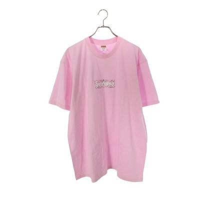 シュプリーム SUPREME 19AW Bandana Box Logo Tee サイズ:XL バンダナボックスロゴTシャツ 中古 OM10
