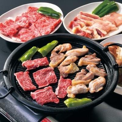 送料無料 岩手県 もりおか短角牛&地鶏焼肉セット / 牛肉 鶏肉 焼き肉 お取り寄せ グルメ 特産品
