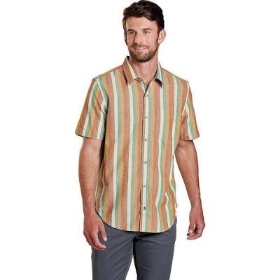 トードアンドコー メンズ シャツ トップス Toad & Co Men's Fletch SS Shirt