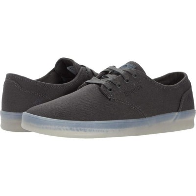 エメリカ Emerica メンズ スニーカー シューズ・靴 The Romero Laced Dark Grey/Grey