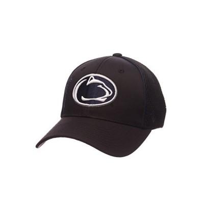 Zephyr パニッシャー帽子 NCAAメンズ Medium/Large ブラック