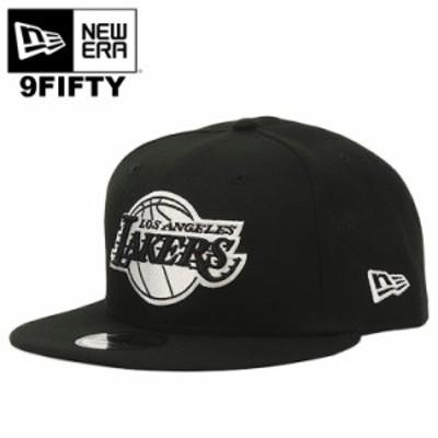 ニューエラ キャップ 9FIFTY ロサンゼルス・レイカーズ New Era Los Angeles Lakers NBA メンズ 帽子 スナップバックキャップ ベースボー
