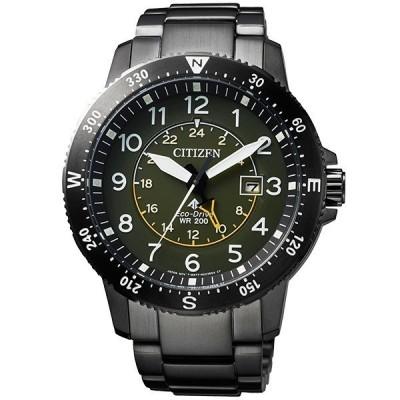 シチズン プロマスター CITIZEN PROMASTER エコドライブ ソーラー ステンレス  メンズ 腕時計 BJ7095-56X