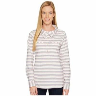 マウンテンハードウェア ポロシャツ Acadia Stretch Long Sleeve Popover Cotton