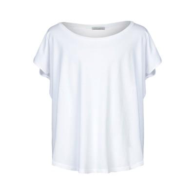 フェイス・コネクション FAITH CONNEXION T シャツ ホワイト S コットン 100% T シャツ